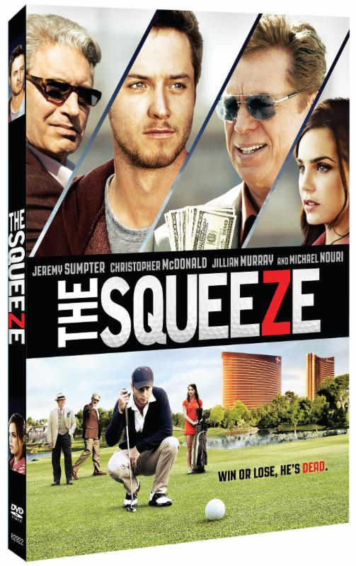 The Squeeze Golf Movie