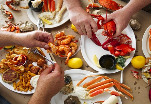 Seafood Restaurants Pinellas County Fl Local Directory