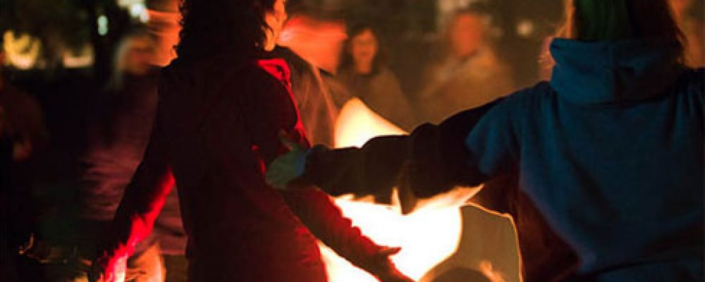 How to Create a Shamanic Fire Ceremony